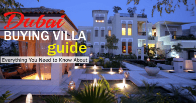 Buying Villa in Dubai Guide