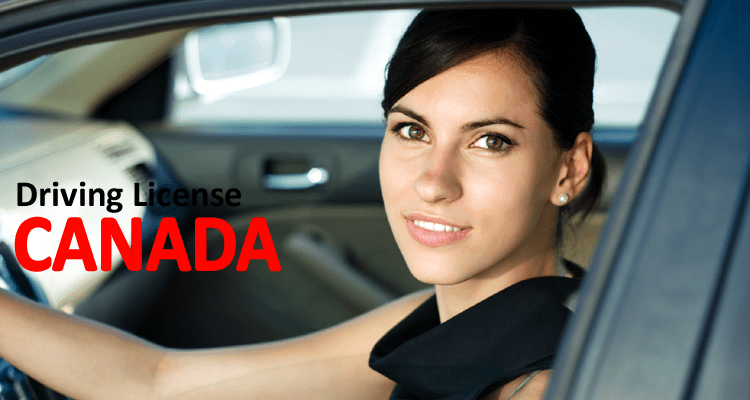 Canada Driving License