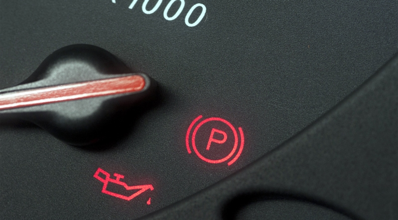 Ignorning Car Warning Lights