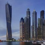 Cayan Tower Dubai – World's Tallest Twisted Tower Opening Ceremony