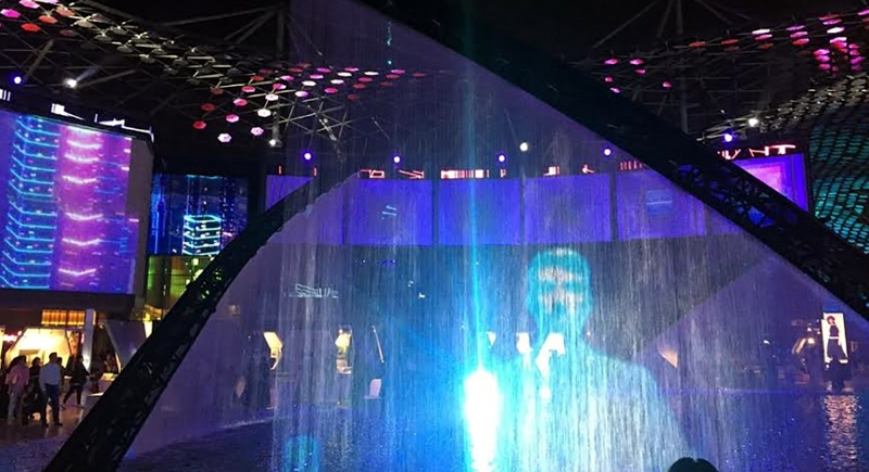 City Walk Dubai Fountain Show
