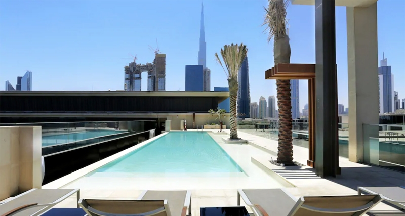 City Walk Dubai Luxury Life