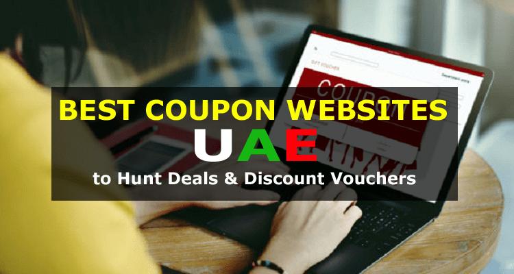 Best Coupon Websites in UAE