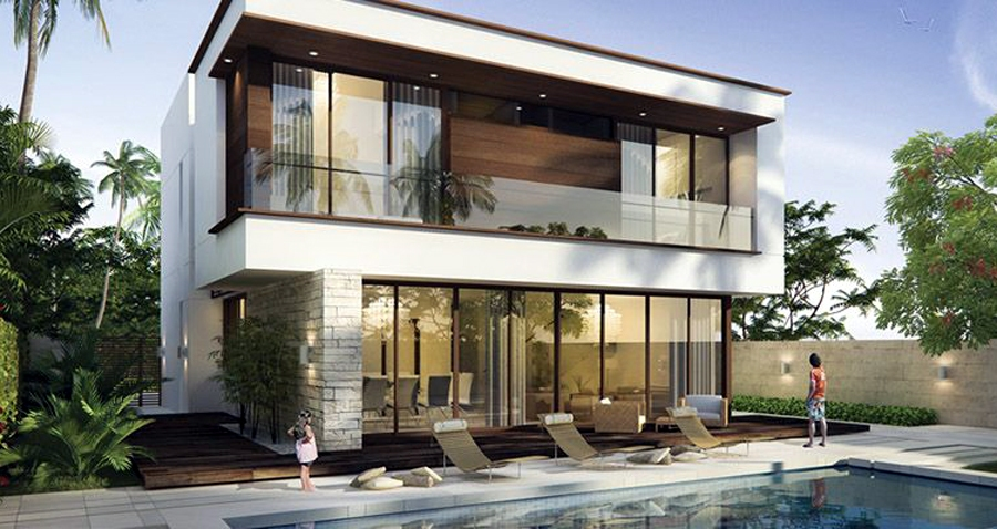 . DAMAC Announced World s First Fendi Villas at AKOYA