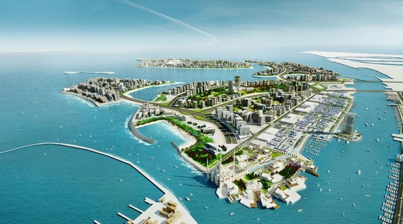 Deira Islands Project