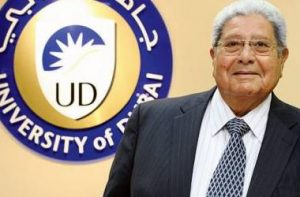 dr.hefni president of university of dubai