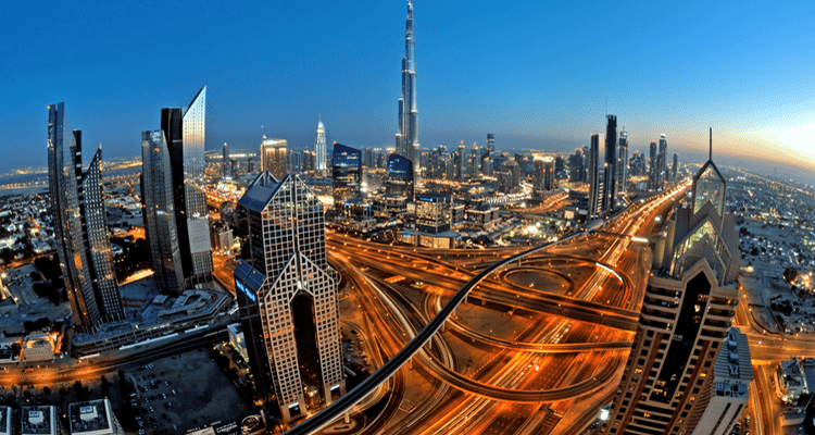 Dubai Business Hub