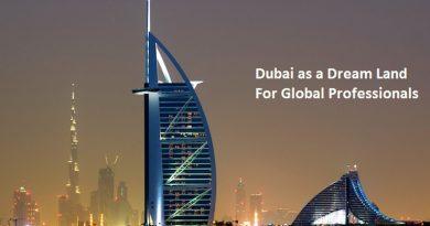 Dubai as the Dream Destination for Global Professionals