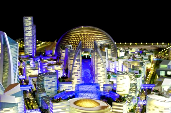 Dubai Event District - Mall of the World