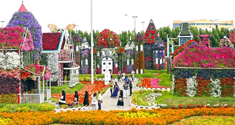 Dubai Fantasy Land