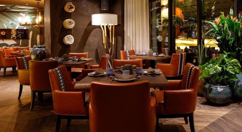 Best Dubai Fusion Restaurants