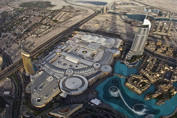 dubai mall worlds most visited destination