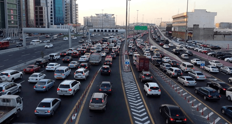 Dubai Population Increase