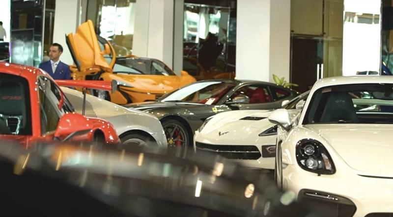 Dubai Car Dealers