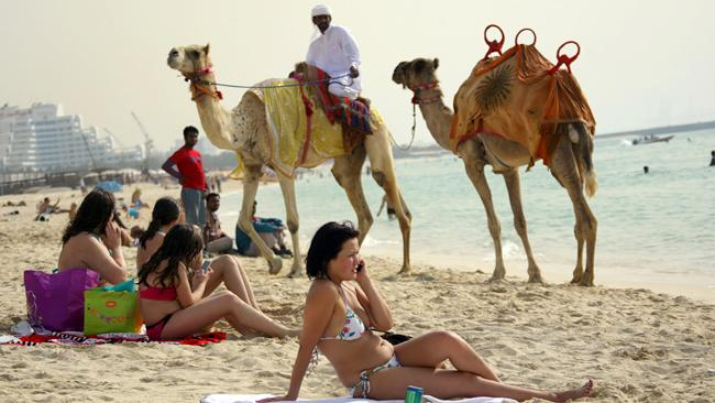 dubai tourism
