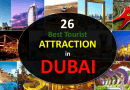 26 Best Dubai Tourist Attractions in 2018