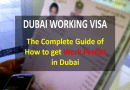 Dubai Working Visa