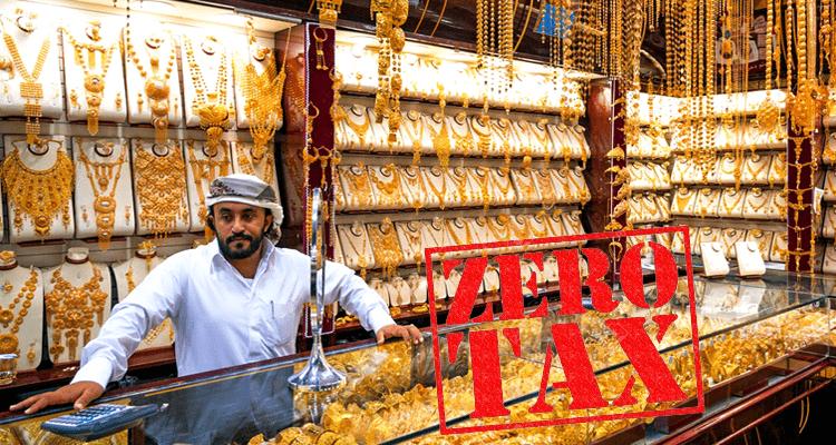 Zero Tax in Dubai