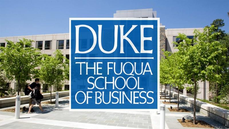 Duke Fuqua School of Business Dubai