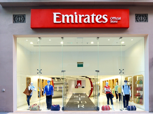 Emirates Official Store Dubai Mall
