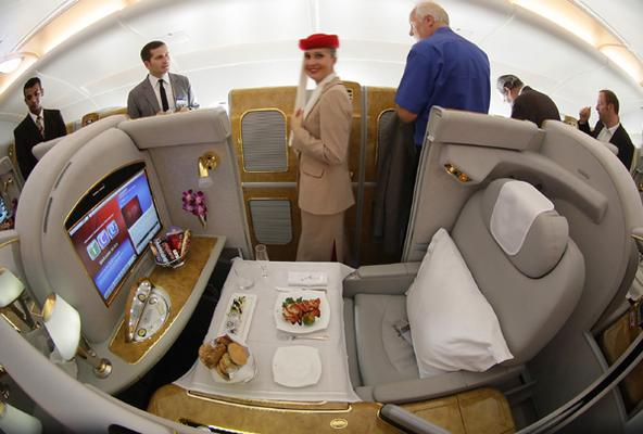 Emirates Airline Worlds Best Airline 2013
