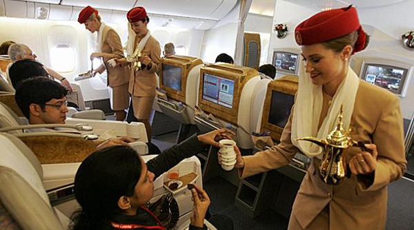 Best Airline in World Emirates