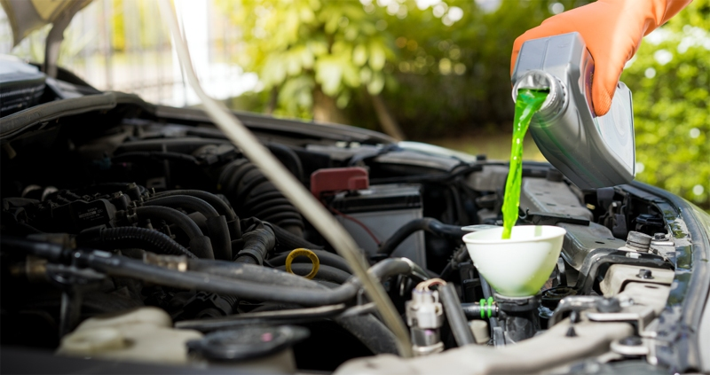 Engine Coolant System