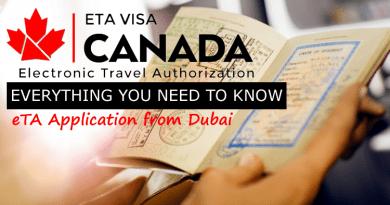 ETA Visa from Dubai