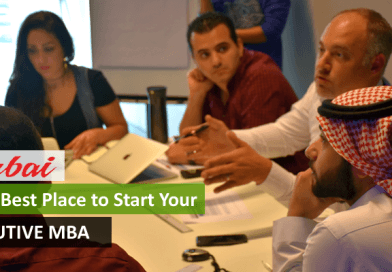 Why Dubai is the best Place to Earn Your Executive MBA