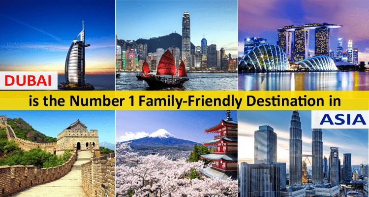 Best Family Friendly Destination in Asia