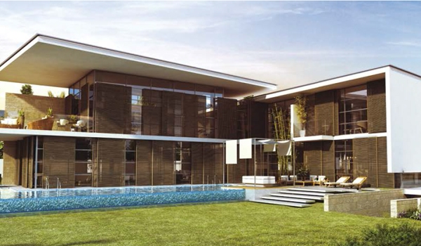 Fendi VIllas at AKOYA by DAMAC
