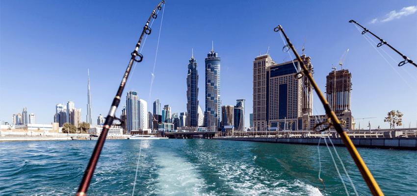 Fishing in Dubai 3