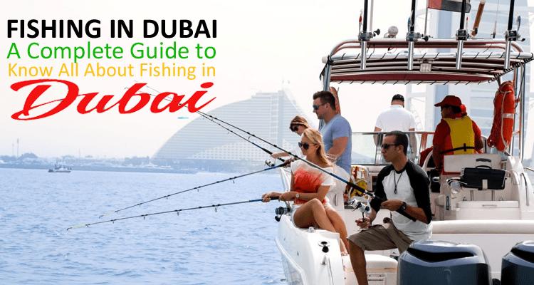 Fishing in Dubai