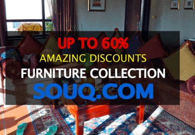 Avail up to 60% Discount on Amazing Furniture Collection only at Souq.com