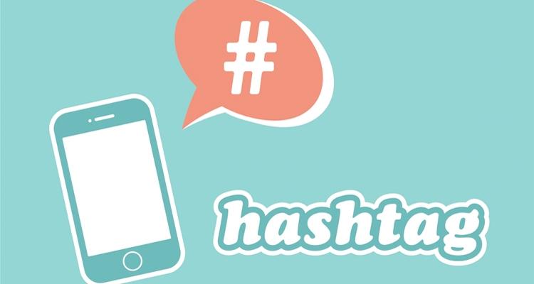 Use Hashtags in Social Media