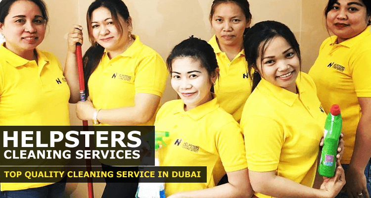 Helpsters Cleaning Services Dubai