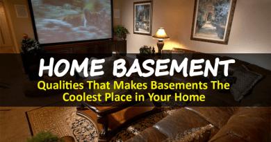 Best Qualities of Home Basement
