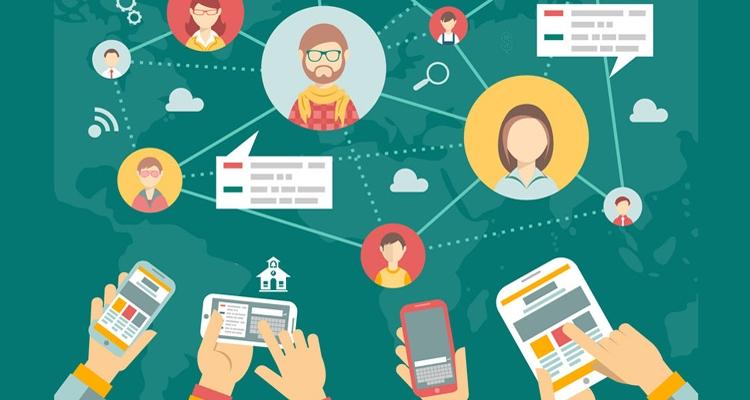 Join Social Media Communities