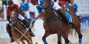 Julius Baer Beach Polo Cup 2014