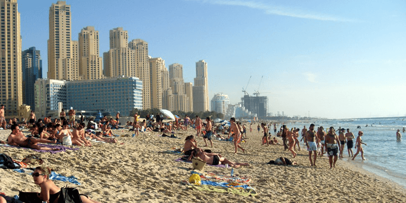 Dubai Jumeirah Beach