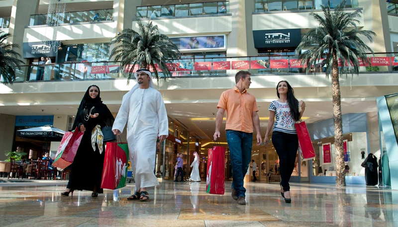 The widest Dubai expat community