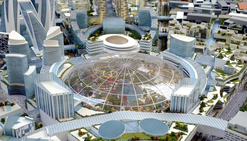 Top 10 most amazing future projects in dubai for Upcoming hotels in dubai