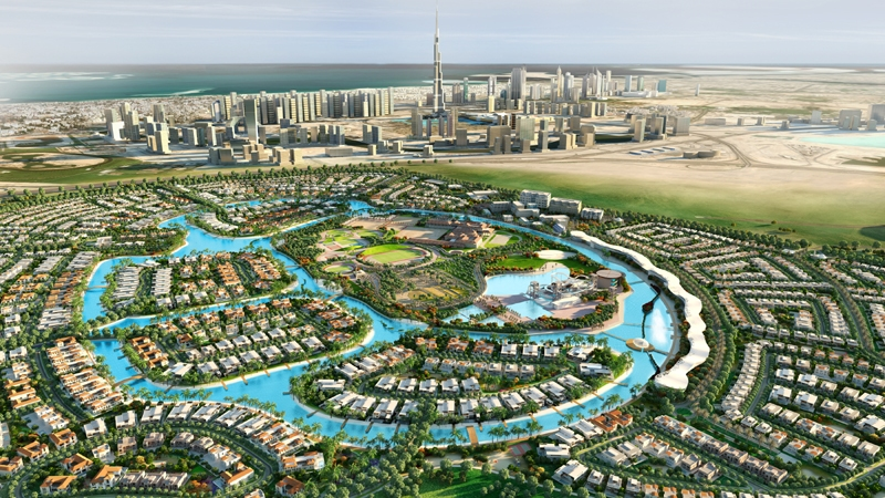 MBR City - District One Dubai