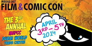 Middle East Filem and Comic Con 2014