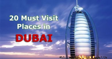 20 Must Visit Places in Dubai