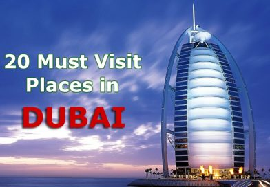 20 Must Visit Places in Dubai in 2015