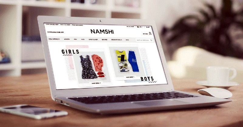 Namshi Brand Dubai