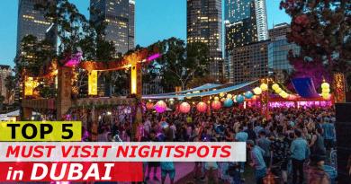 Best Nightspots in Dubai