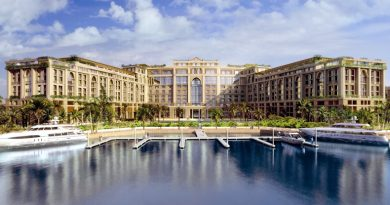 Luxurious Palazzo Varsace Hotel Dubai Would Open in December