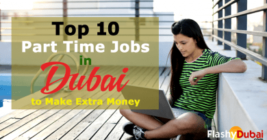 Top 10 Part Time Jobs in Dubai to Make Extra Money in 2017